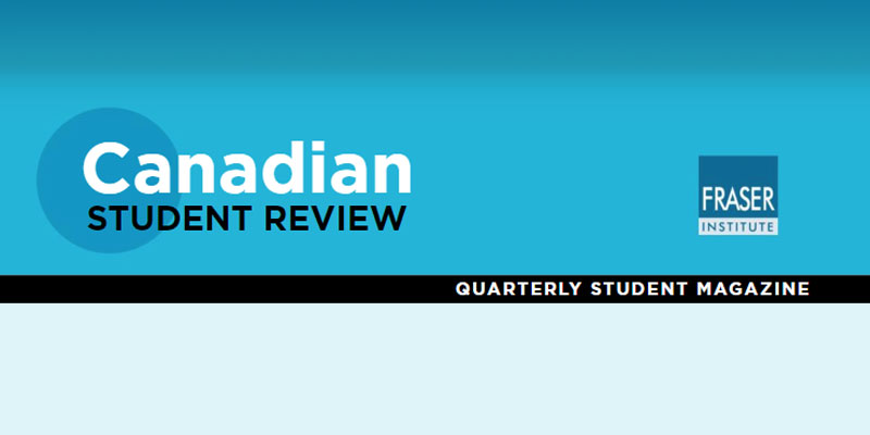 Canadian Student Review