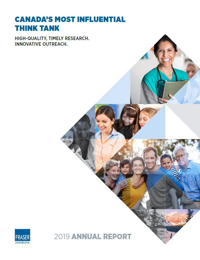 Fraser Institute Annual Report 2015