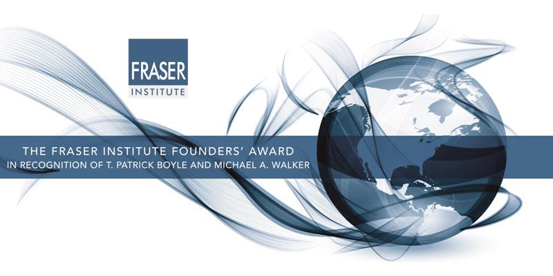 Fraser Institute Founders' Award