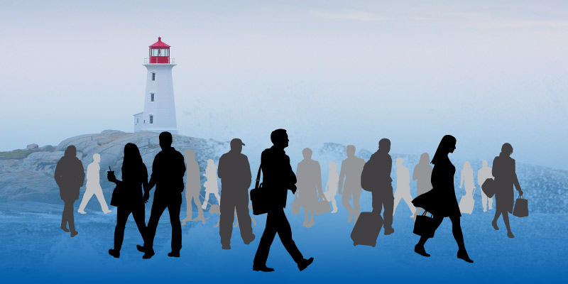 Voting with Their Feet: Migration in Atlantic Canada