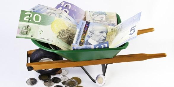Post-boom Spending in Alberta